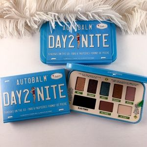 theBalm DAY2NITE Shadows On the Go Palette